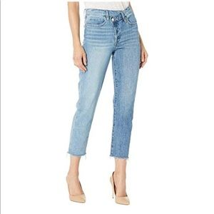 Blank NYC Straight Leg Jeans in Showstopper
